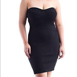 Dresses & Skirts - Black Plus Size Dress